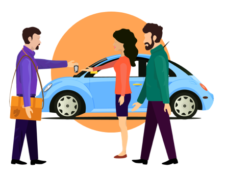 Официально сдать авто в аренду посуточно